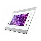 Видеодомофон Slinex SL-07IP (silver + white), фото 7