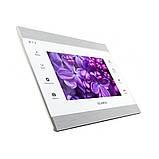 Видеодомофон Slinex SL-07IP (silver + white), фото 8