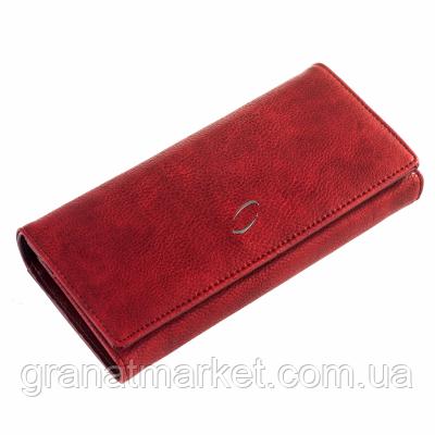 Гаманець ClassicSeries бордовий, еко шкіра, 715 boreaux