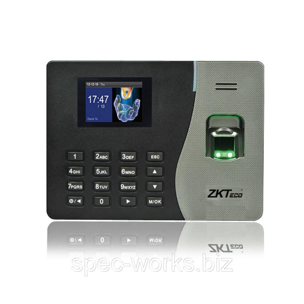 Біометричний термінал Zkteco K20 EM облік робочого часу