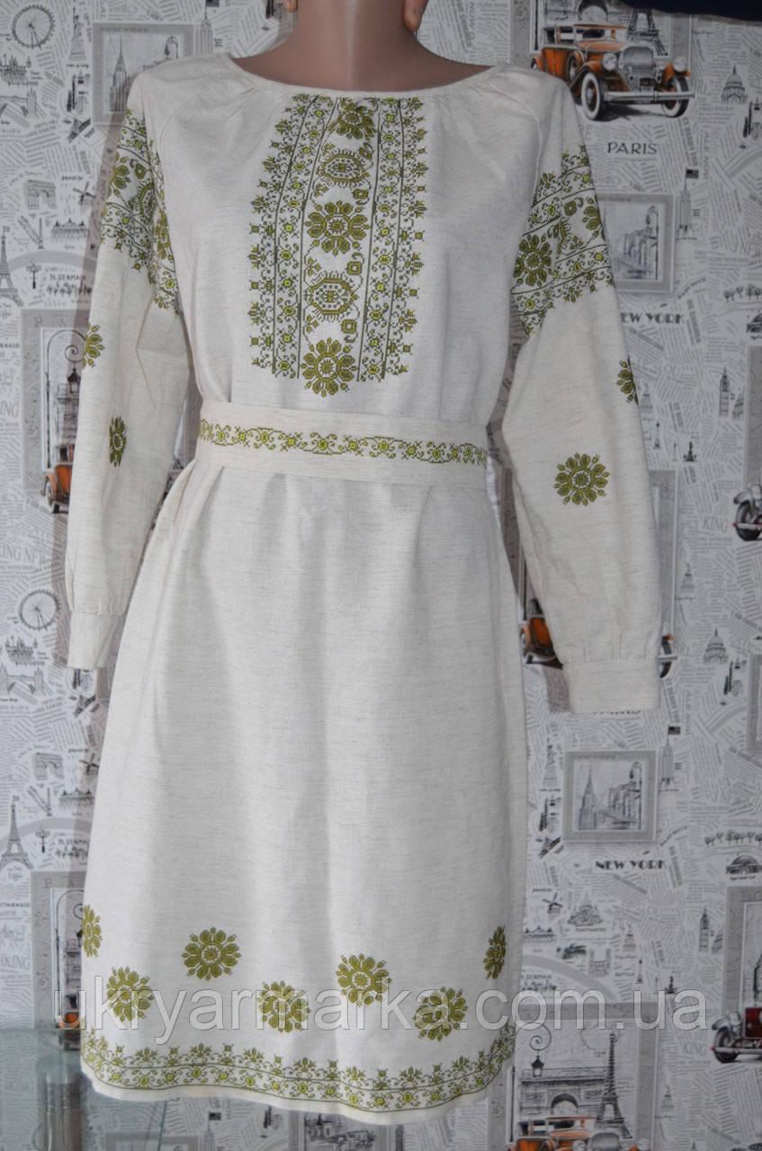 """Жіноче вишите плаття """"Веснянка """""""