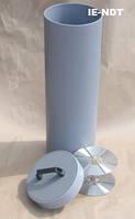 Цилиндрический бак для проявки пленки