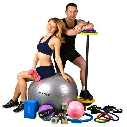 Товары для фитнеса и аэробики
