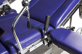 Операційний стіл МТ400 (акушерський, механіко-гідравлічний)
