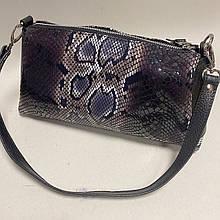 Стильная сумочка из натуральной кожи