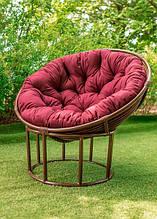 Кресло из ротанга Папасан. Цвет можно изменять. Мебель из ротанга.