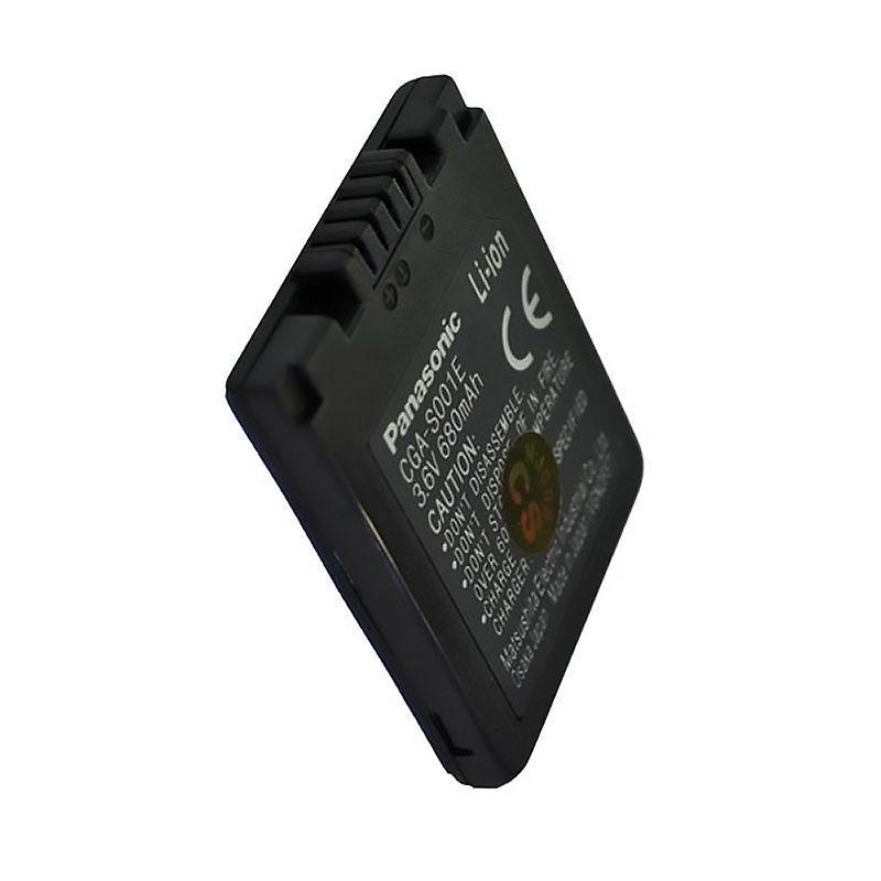 Акумулятор для фотоапарата Panasonic DMW-BCA7 / CGA-S001E (680 mAh)
