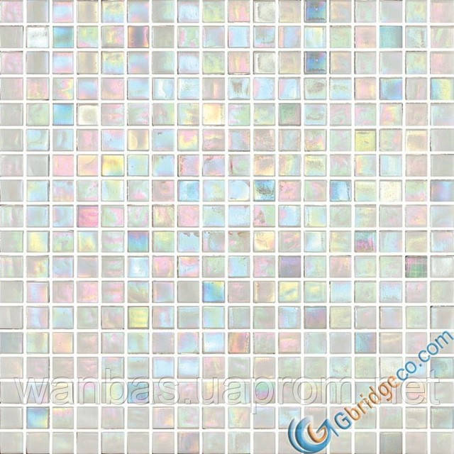 Микс из стекланной мозаики MRY 121 (15 х 15 )мм