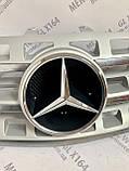 Решетка радиатора Mercedes ML W164 рестайл Мерседес МЛ 164 2008 2009 2010 2011, фото 5