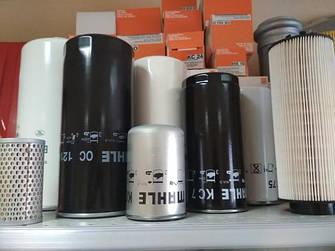 Фильтра масляные для грузовых авто и сельхозтехники