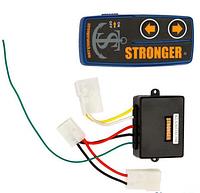 Радиомодуль и пульт управления для дистанционного управления лебедкой Stronger