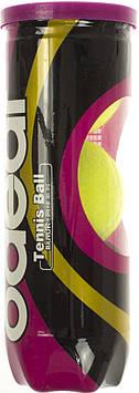 """М'яч для велекого теніса """"Oder"""" (3шт) в банці №TZ5"""