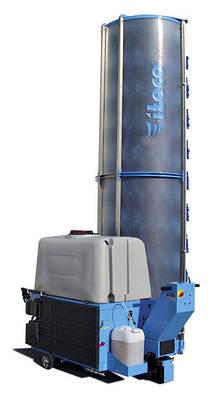 Мобильная портальная мойка для грузовых автомобилей, цистерн и автобусов.