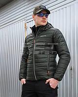 Куртка демисезонная хаки FCT Urban