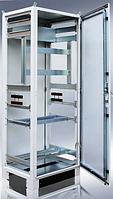 Шкаф щит стойка ящик металлический распределительный 2000х500х400, фото 1