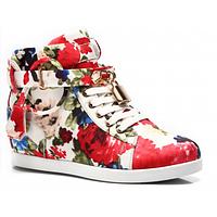 Разноцветные сникерсы-ботинки TM Vices
