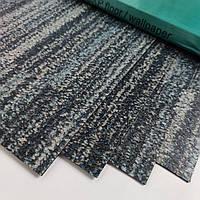 Самоклеюча плитка для підлоги Мокрий Асфальт кварц вініловий ламінат гнучкий водостійкий для стін 1 кв. м