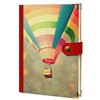 Ежедневник на кнопке Воздушный шар