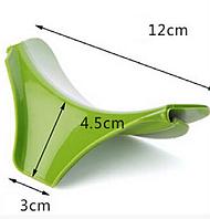 Лейка - слив, носик для кастрюль силиконовый