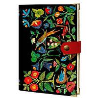 Ежедневник на кнопке В саду