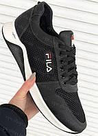Кроссовки мужские летние кожаные большого размера 46-50 сетка перфорация, мужская обувь больших размеров