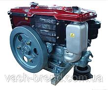 Двигатель для мотоблока Кентавр ДД190В ручной стартер 10.5 л.с.