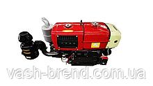 Двигун дизельний (20 к.с. / 14,71 кВт)ДД1110ВЕ (з випарником)