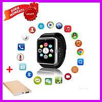 Смарт часы Smart Watch GT08 с поддержкой сим карты.Наручные смарт часы мужские.Умные часы.