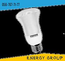 Лампа энергосберегающая R80, E27, 15Вт, 2700К