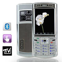 Donod D805+ TV серебристый