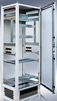 Шкаф щит стойка ящик металлический распределительный 2000х500х600, фото 1