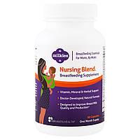 Добавка вітаміни для годуючих мам, 90 рослинних капсул, Fairhaven Health