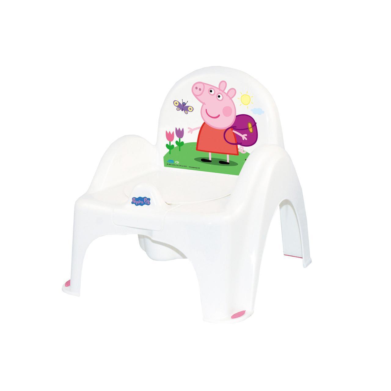 """Горщик-крісло музичний """"Свинка Пеппа"""" Tega Baby"""