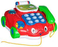 Каталка-телефон Joy Toy 7068