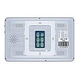 Видеодомофон Slinex SM-07M Silver, фото 4