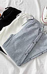 Жіночі спортивні штани, турецька двунить, р-р 42-44; 44-46 (вибір кольору), фото 2