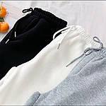 Жіночі спортивні штани, турецька двунить, р-р 42-44; 44-46 (вибір кольору), фото 5