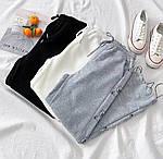 Жіночі спортивні штани, турецька двунить, р-р 42-44; 44-46 (вибір кольору), фото 6
