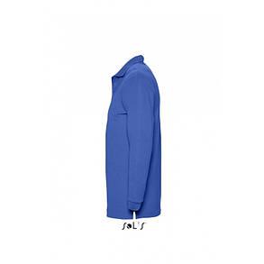 Сорочка поло з довгим рукавом SOL'S WINTER ( кофта поло ), фото 2