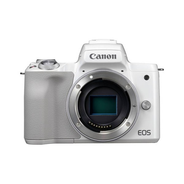 Фотоапарат Canon EOS M50 White Body