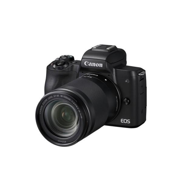 Фотоаппарат Canon EOS M50 Kit + 18-150mm Black
