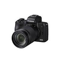 Фотоапарат Canon EOS M50 Kit + 18-150mm Black
