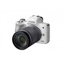 Фотоапарат Canon EOS M50 Kit + 18-150mm White