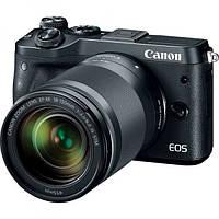 Фотоапарат Canon EOS M6 18-150 IS STM Black