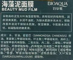 Грязьова маска для обличчя BIOAQUA /100 g