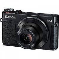 Фотоапарат Canon PowerShot G9X Black