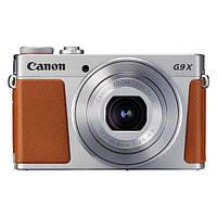Фотоапарат Canon PowerShot G9X Silver