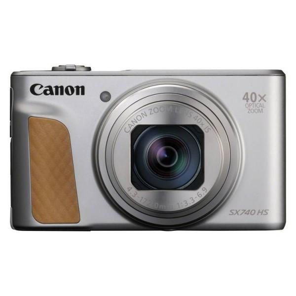 Фотоапарат Canon PowerShot SX740 HS Silver