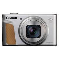 Фотоапарат Canon PowerShot SX740 HS Silver, фото 1