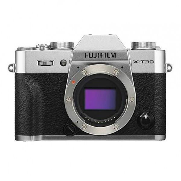 Фотоаппарат Fujifilm X-T30 XC 15-45mm F3.5-5.6 Silver